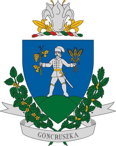 Göncruszka címere