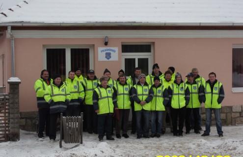 Polgárőrség Göncruszka