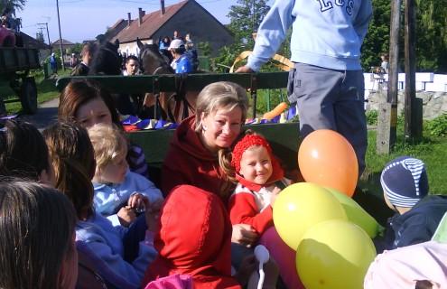 Gyermeknapi rendezvény 2010. május
