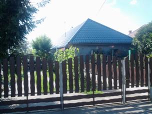 Felújított ház új lakókkal