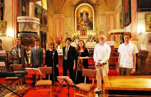A zenélő Czentnár család