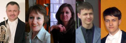 Czentnár Dezső és családja