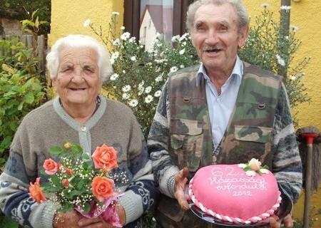 62 éve együtt