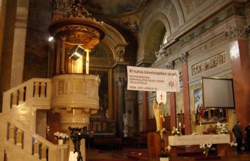 Az Egri Bazilika belseje